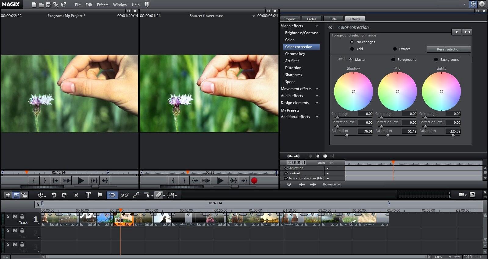 MAGIX VIDEO PRO X3 СКАЧАТЬ БЕСПЛАТНО