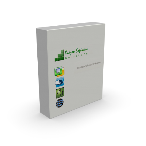 Kaizen Software Asset Manager 2019 Enterprise Edition 3.1.1003.0 box