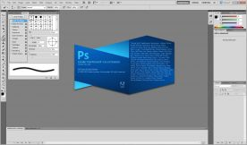 Adobe Photoshop CS5.1 Extended 12.1 European about window