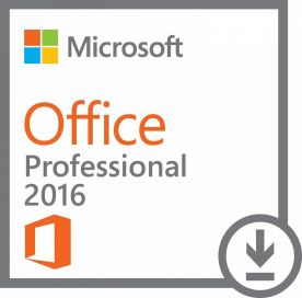 Microsoft Office 2016 Professional Plus English
